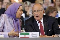 Giuliani and Rajavi