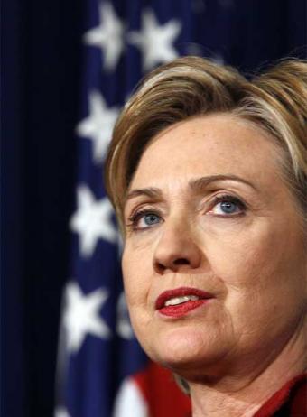 political figures | hillary