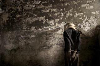 """Prisoner"" by Lynsay Addario"